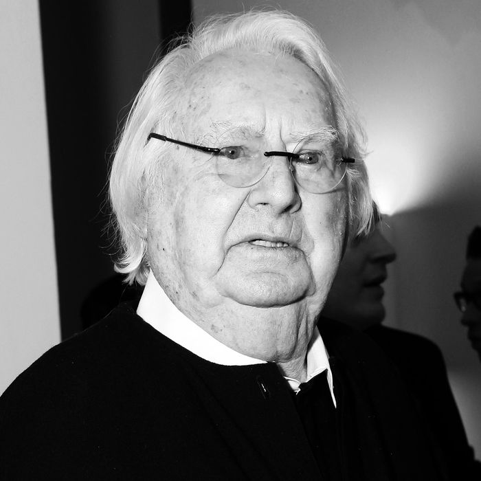 Architect Richard Meier, who was accused of sexual harassment by five women.