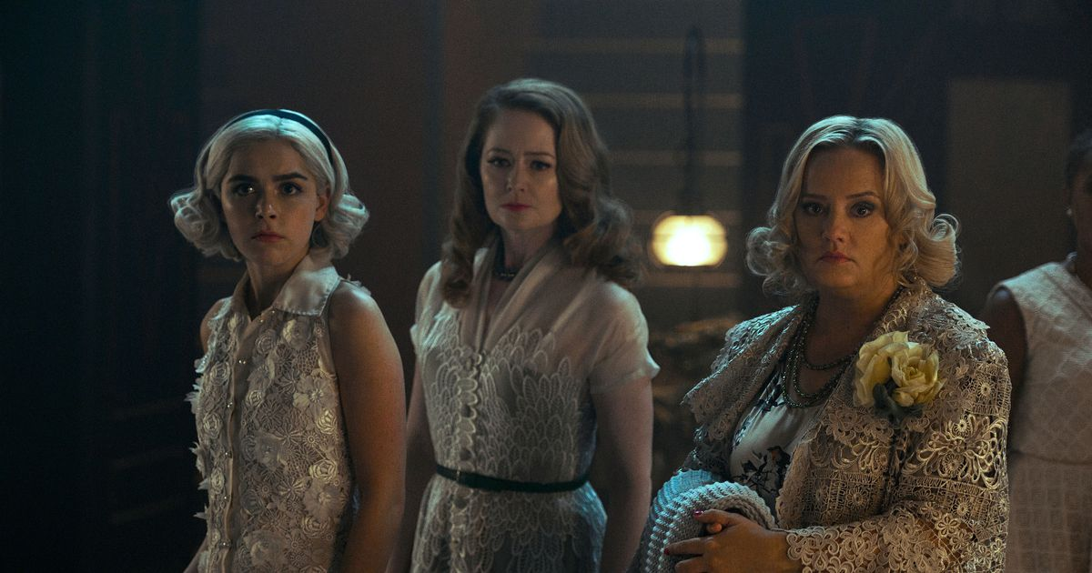 Chilling Adventures of Sabrina Recap: Touched by an Angel