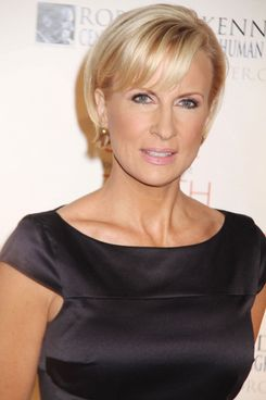 Nov. 17, 2010 - New York, New York, U.S. - MIKA BRZEZINSKI  attends the Robert F. Kennedy Center for Justice and Human Rights Ripple of Hope Awards Dinner held at Chelsea Piers. (Credit Image: ? Nancy Kaszerman/ZUMApress.com)