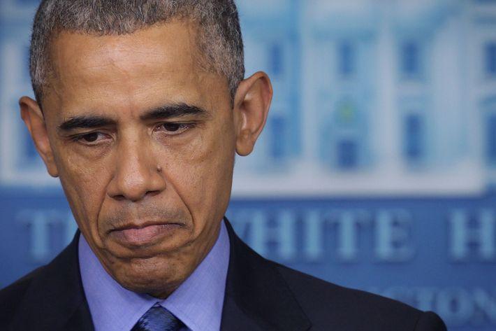 President Obama Addresses The Shooting That Killed 9 At Church In Charleston, South Carolina