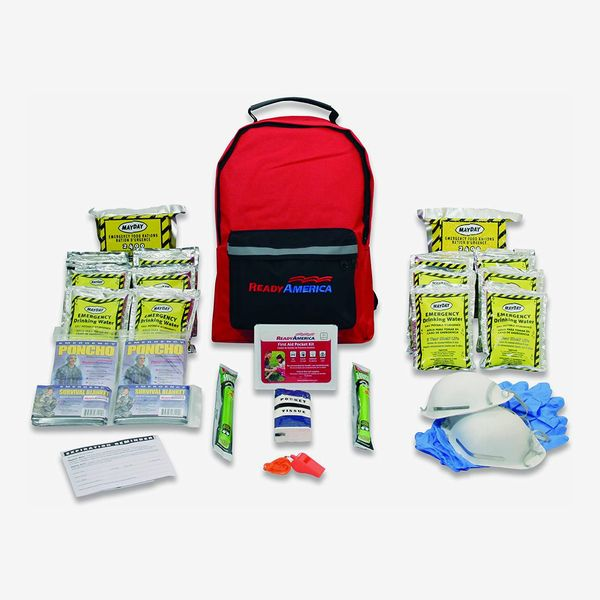 Ready America Emergency Kit, 2-Person, 3-Day Backpack