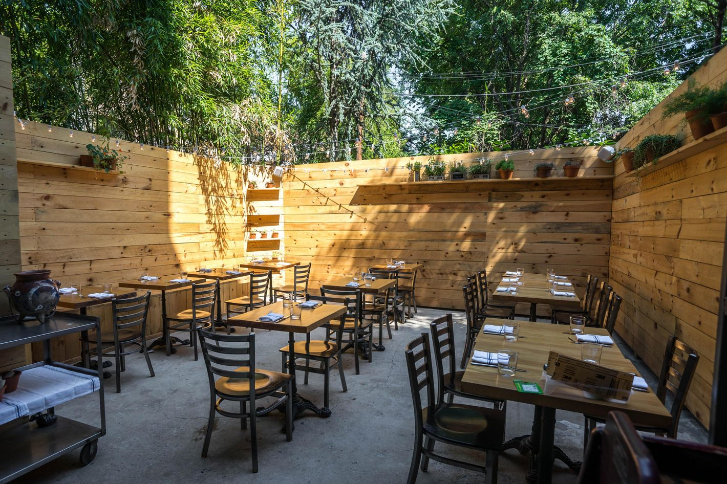 wood fired gristmill opens in park slope tonight