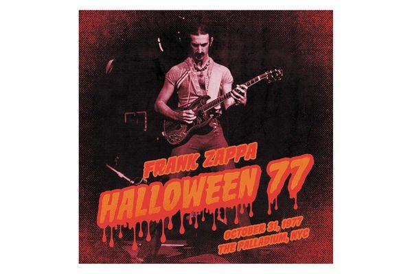 Frank Zappa, 'Halloween 77: The Palladium, NYC' 3 CD Set