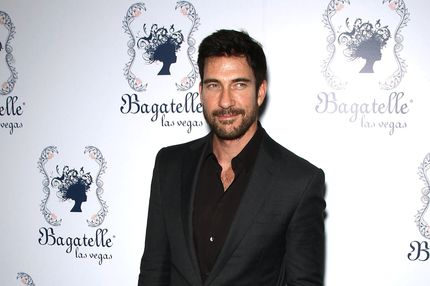Dylan McDermott hosts Bagatelle Beach& Supper club's Halloween Night of Masks unveiling at the Tropicana Hotel and Casino