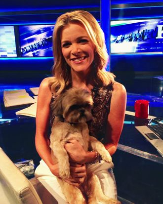 Megyn Kelly and Dasha.