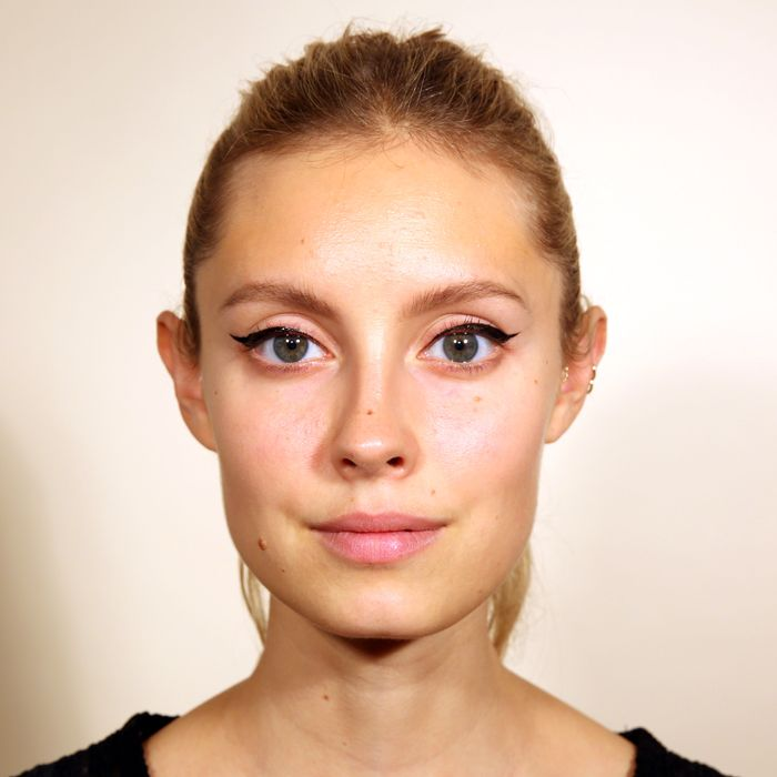 How to get the perfect cat-eye.