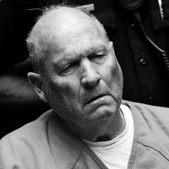 Joseph James DeAngelo in court.