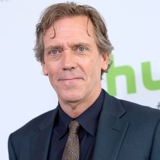 Tv Doctors Unite As Hugh Laurie Joins Clooney S Catch 22