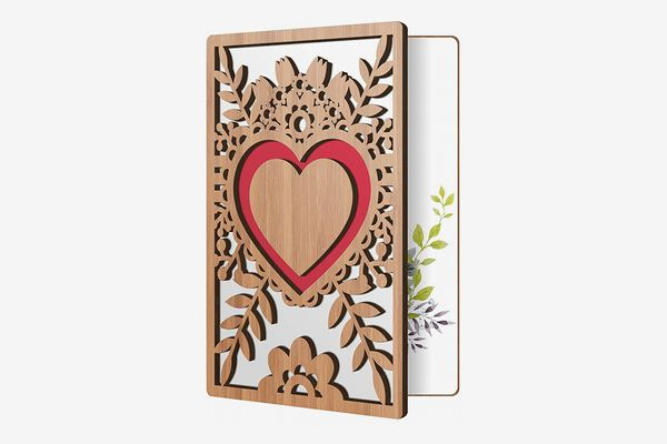 Love Greeting Cards — High End Handmade Wooden Card