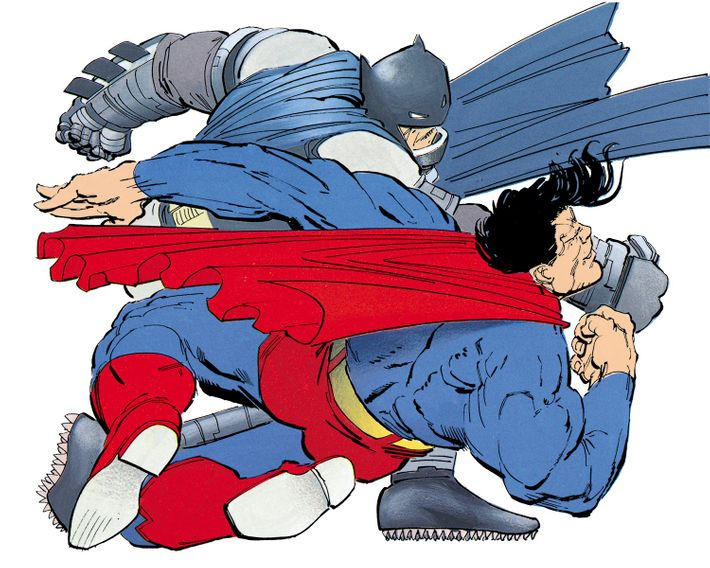 When We Talk About Batman And Superman
