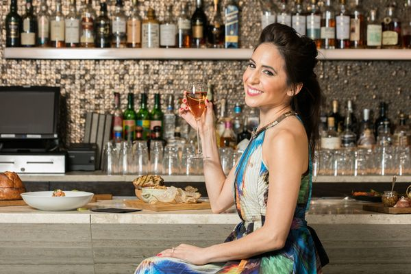 Crazy Ex-Girlfriend's Gabrielle Ruiz Loves Buffalo Wings and Bolognese