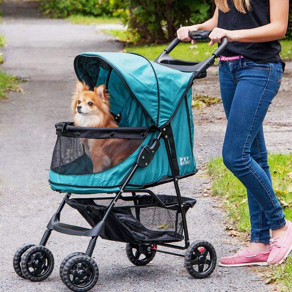 Poussette pour animaux Happy Trails de Pet Gear