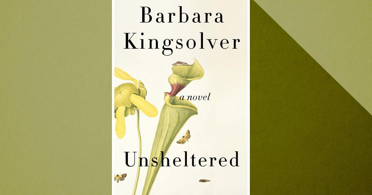 barbara kingsolver u2019s unsheltered review roundup