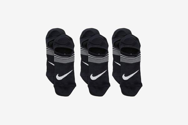 Nike Kids Performance Lightweight Footie Socks 3-Pair Pack