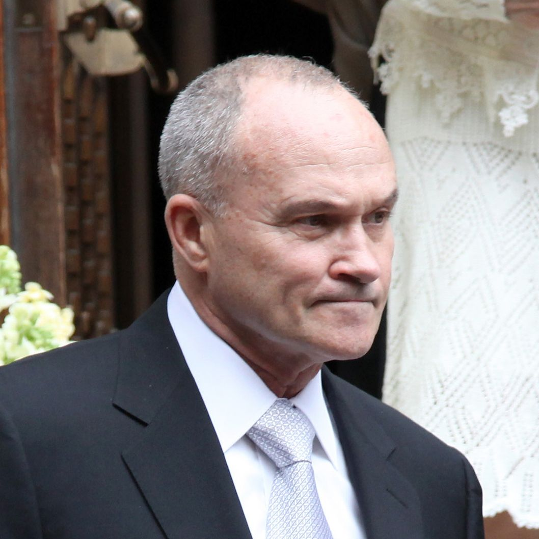NEW YORK, NY - JUNE 04:  Police Commissioner Ray Kelly attends the wedding of Andrea Catsimatidis and Christopher Nixon Cox at the Greek Orthodox Cathedral Of The Holy Trinity on June 4, 2011 in New York City.  (Photo by Paul Zimmerman/Getty Images)