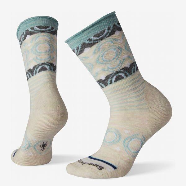 Smartwool Women's Non-Binding Pressure Free Dot Crew Socks