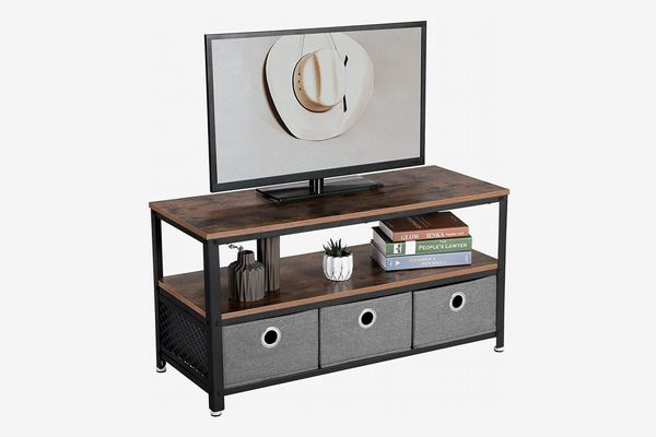 Vasagle Industrial TV Stand, 40 Inches Wide