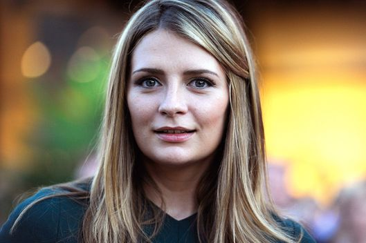 SOLTAU, GERMANY - SEPTEMBER 06:  Actress Mischa Barton attends the Late Night Shopping at Designer Outlet Soltau on September 6, 2013 in Soltau, Germany.  (Photo by Alexander Koerner/Getty Images)