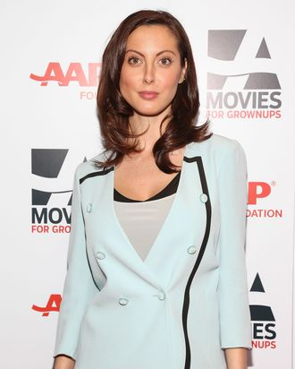 BEVERLY HILLS, CA - FEBRUARY 10: Actress Eva Amurri Martino attends the 13th Annual AARP's Movies For Grownups Awards Gala at Regent Beverly Wilshire Hotel on February 10, 2014 in Beverly Hills, California. (Photo by Imeh Akpanudosen/Getty Images)