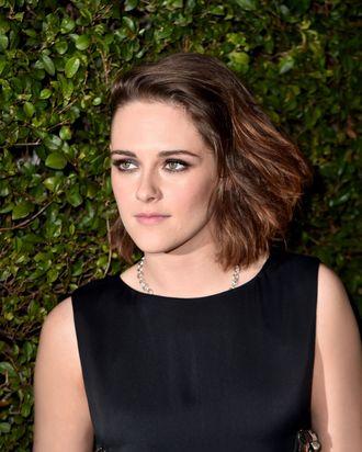 Kristen Stewart, not dancing