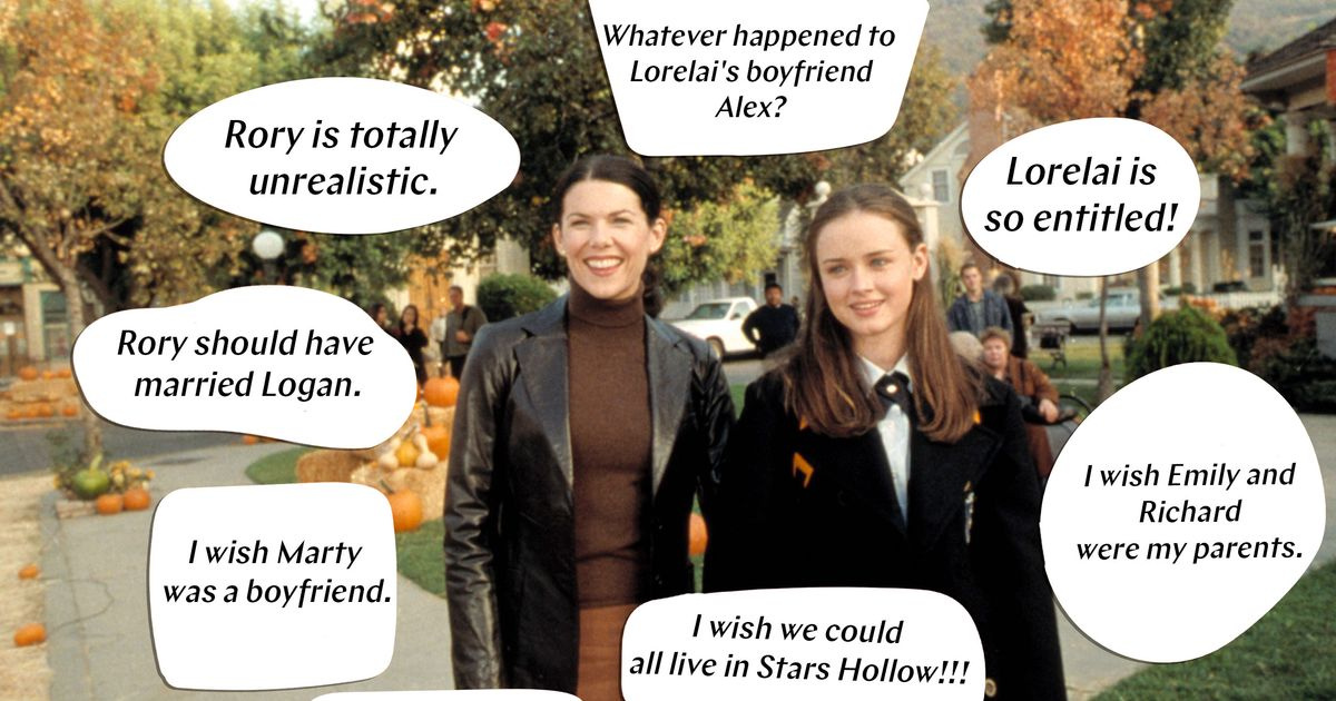 This Gilmore Girls Fan Account Is the Best Place Online