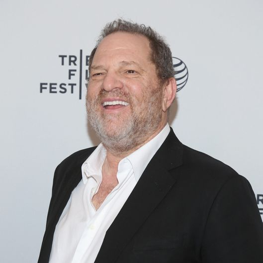 "NEW YORK, NY - APRIL 17:  Harvey Weinstein attends the ""Dior and I"" Premiere during the 2014 Tribeca Film Festival at the SVA Theater on April 17, 2014 in New York City.  (Photo by Rob Kim/Getty Images for the 2014 Tribeca Film Festival)"