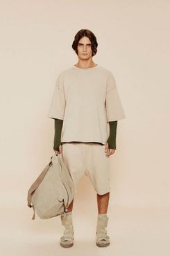 A Zara look that some are calling Yeezy-esque.