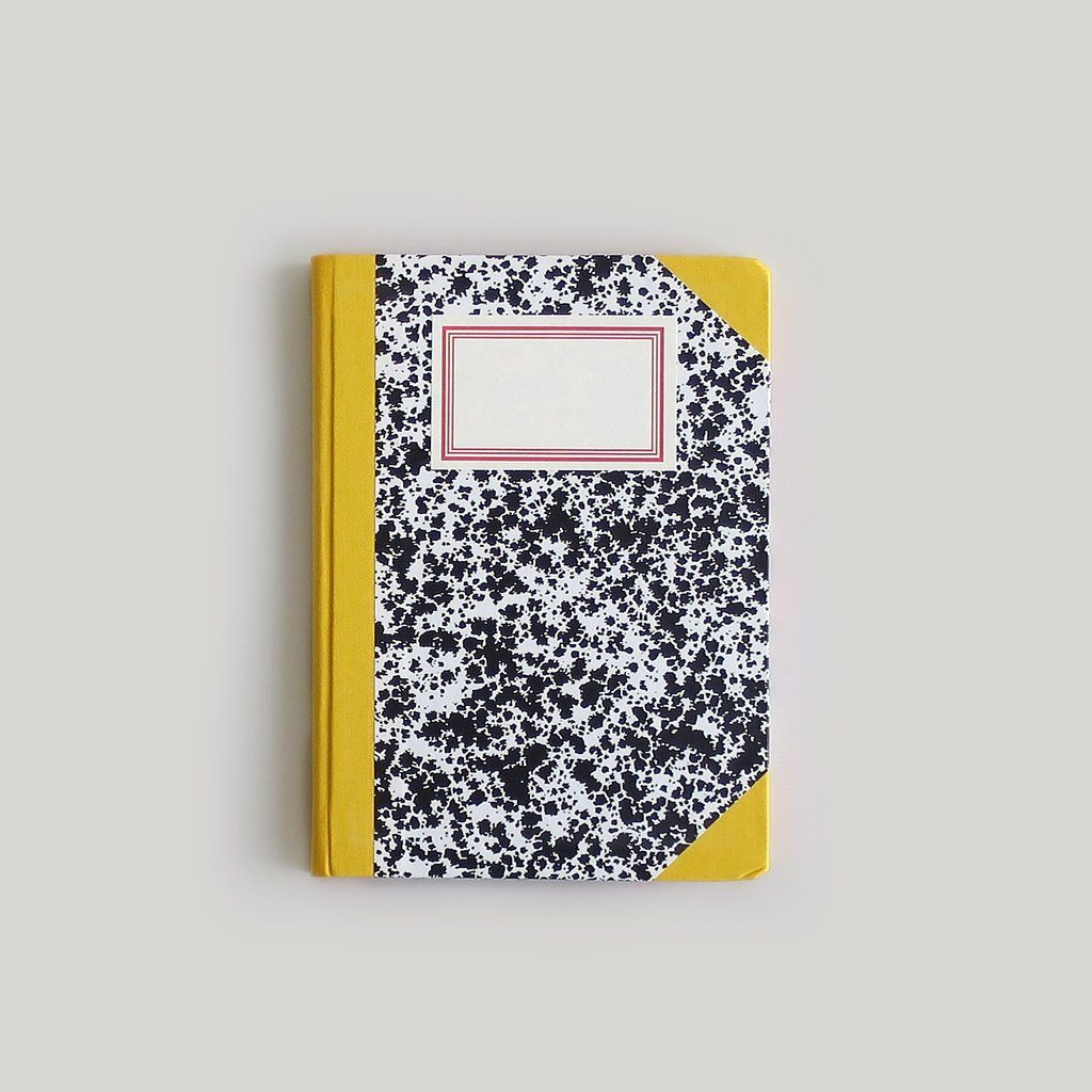 Emilio Braga Cloud Print Notebook