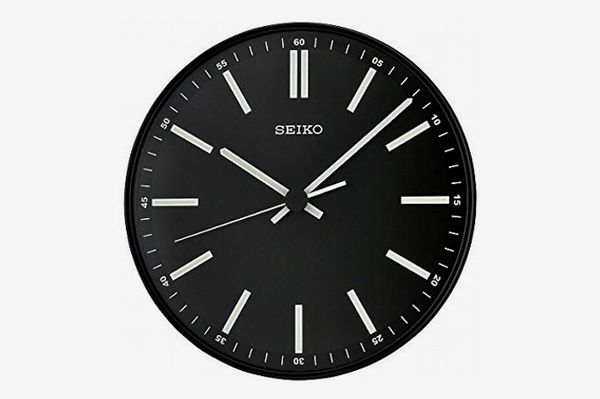 Seiko QXA521JLH Classic Wall Clock