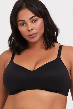 Torrid 360 Back Smoothing Lightly Lined Wire-Free Everyday Bra