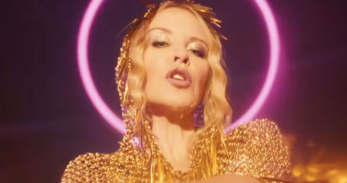 WATCH: Kylie Minogue Releases New Song, 'Magic,' Music Video