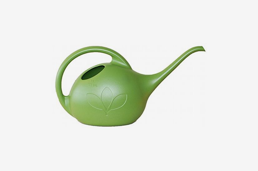 Novelty Indoor Watering Can, 1/2 Gallon, Green