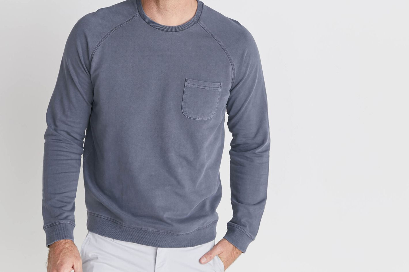 5b7f6ffacdf 10 Best Crewneck Sweatshirts for Men 2018