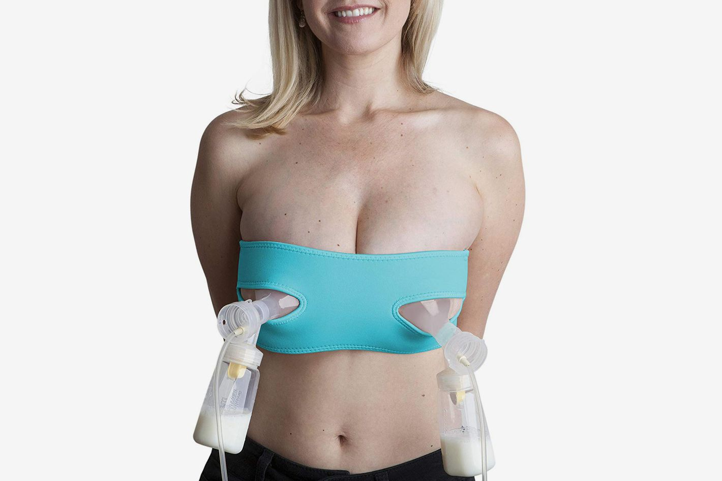 Pump Strap Hands-Free Pumping & Nursing Bra