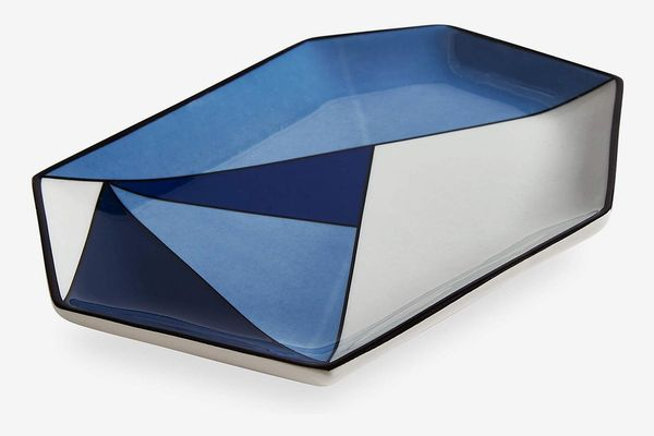 Now House by Jonathan Adler Facet Trinket Decorative Tray