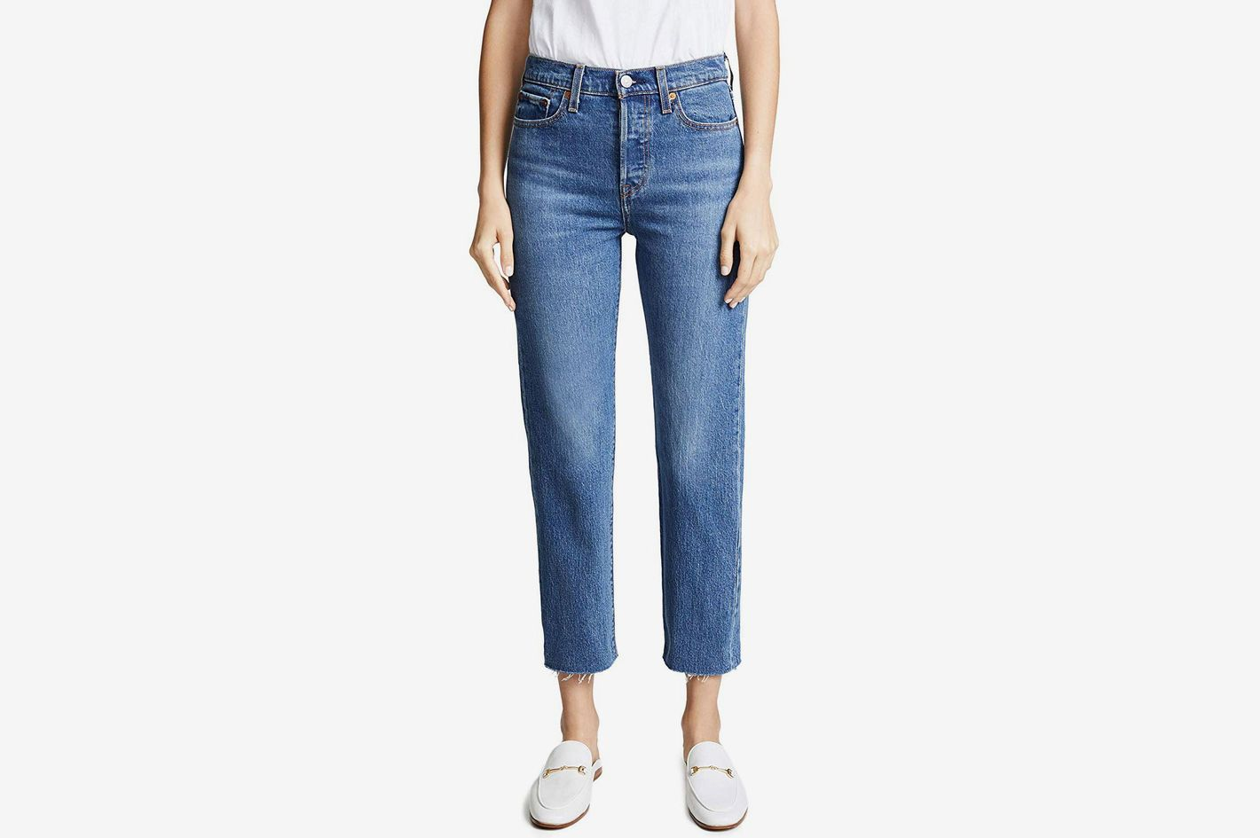 deb40cefa07 Levi's Wedgie Straight Fit Jeans at Amazon