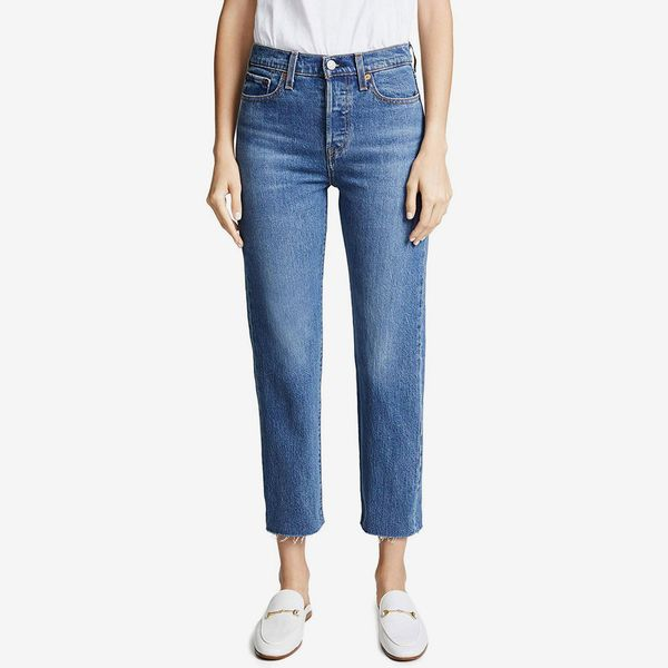Levi's Wedgie Straight Fit Jeans