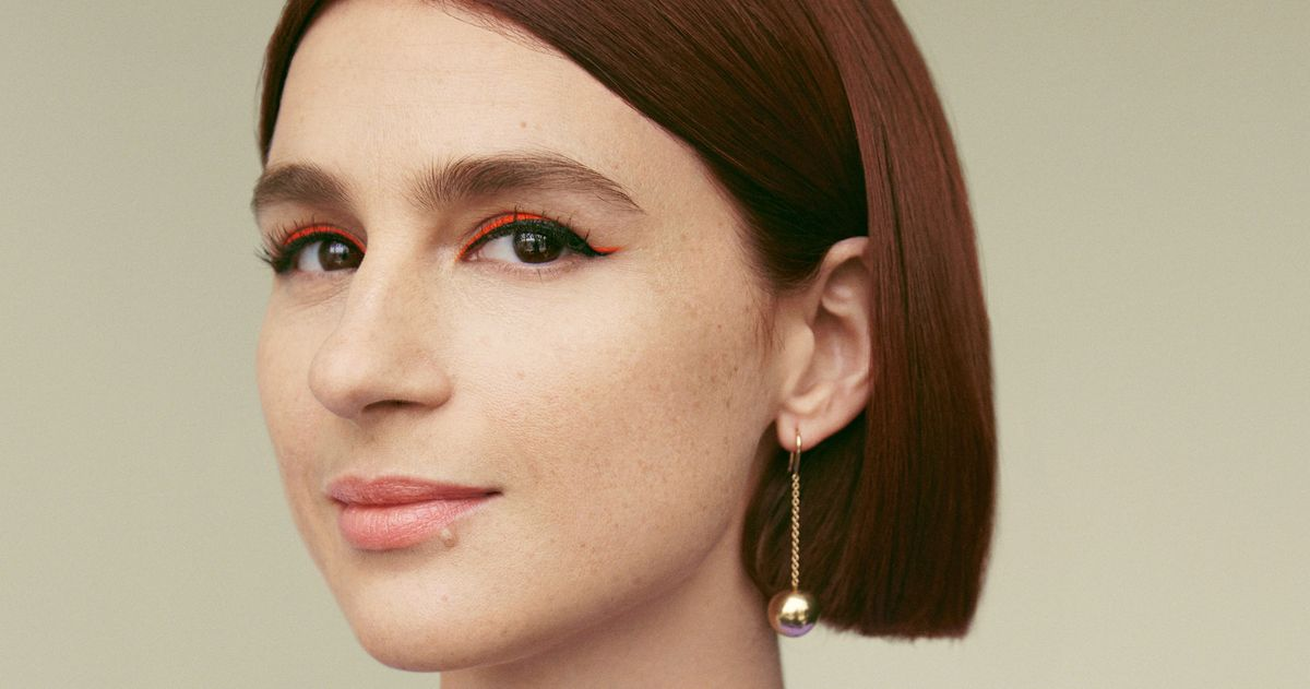 Behind-the-Scenes With Aya Cash | Bust magazine, Beauty