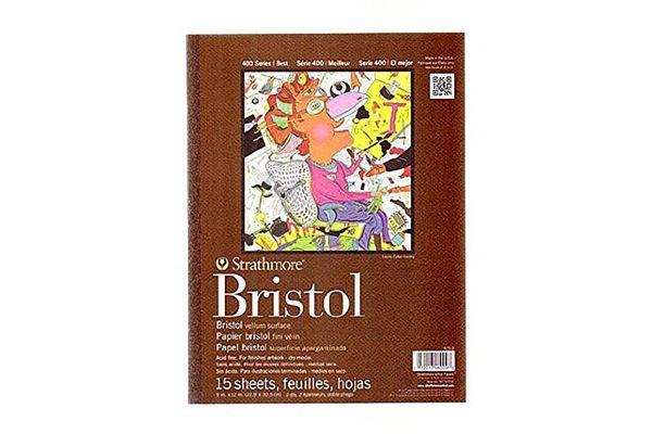 Strathmore 400 Series Bristol Paper