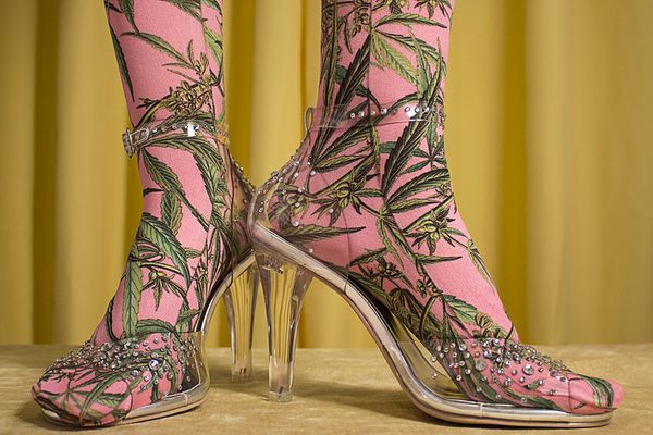 Martha Jane Stockings by Strathcona