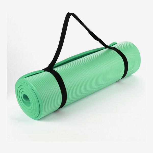 TNP Accessories® Thick Cushioned Pilates and Yoga Mat