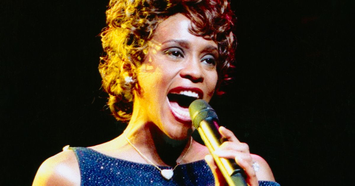 . Whitney Houston Documentary To Premiere At Tribeca Film Fest