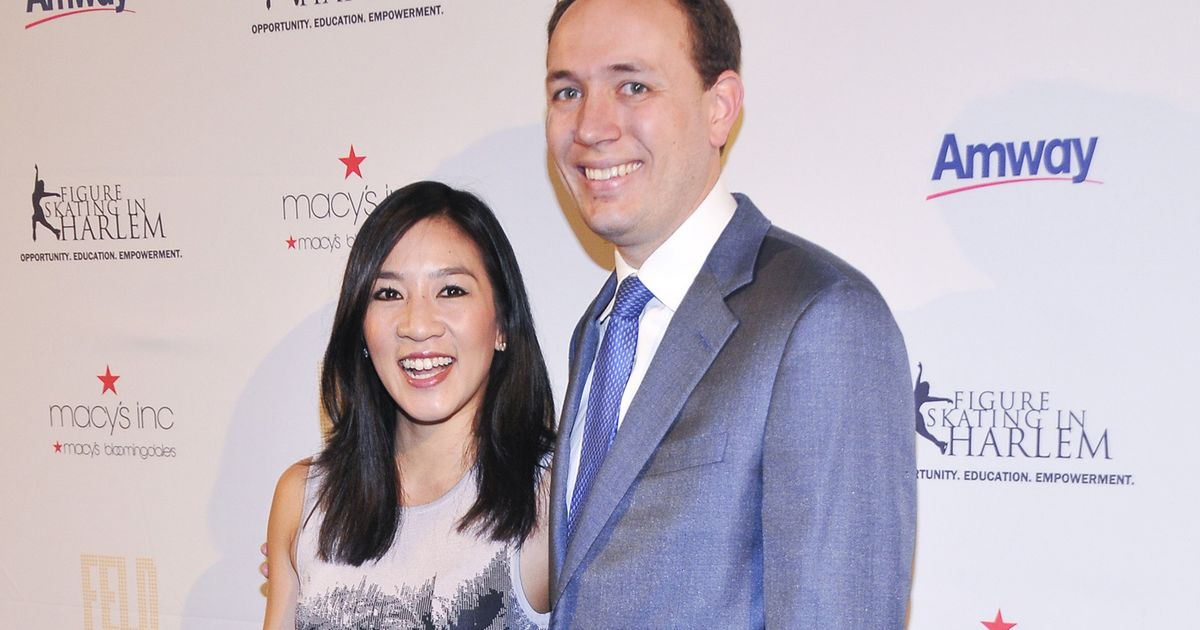 Michelle Kwan's Husband, Clay Pell, Filed For Divorce