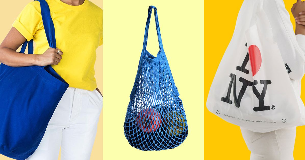 All the Best Reusable Shopping Bags We've Written About on the Strategist