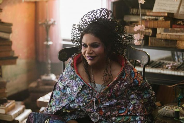 Mindy Kaling in A Wrinkle In Time.
