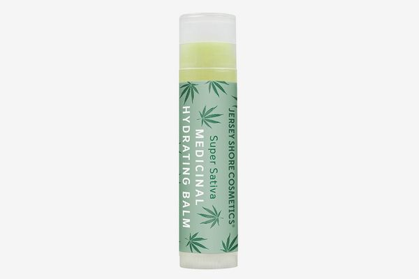 Jersey Shore Cosmetics Super Sativa Medicinal Hydrating Lip Balm