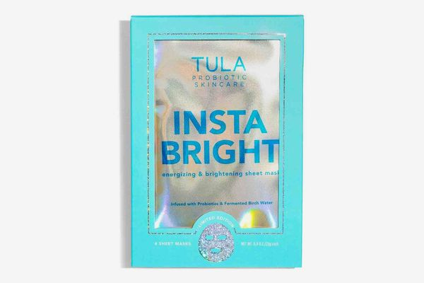 Tula Insta Bright Energizing Sheet Mask