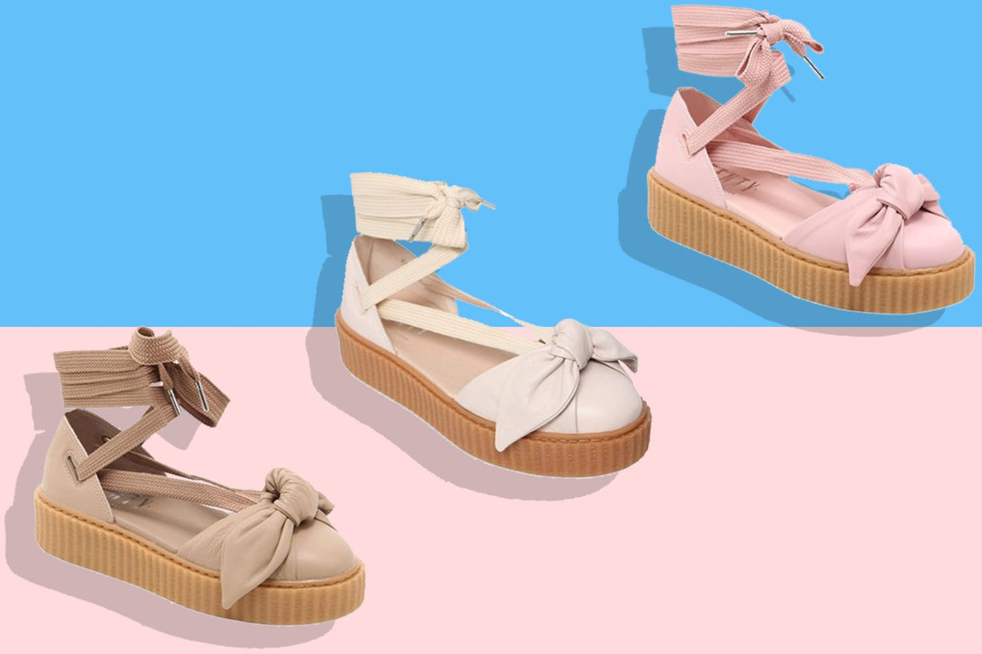 on sale 23b67 a7ddb On Sale: Fenty x Puma Shoes