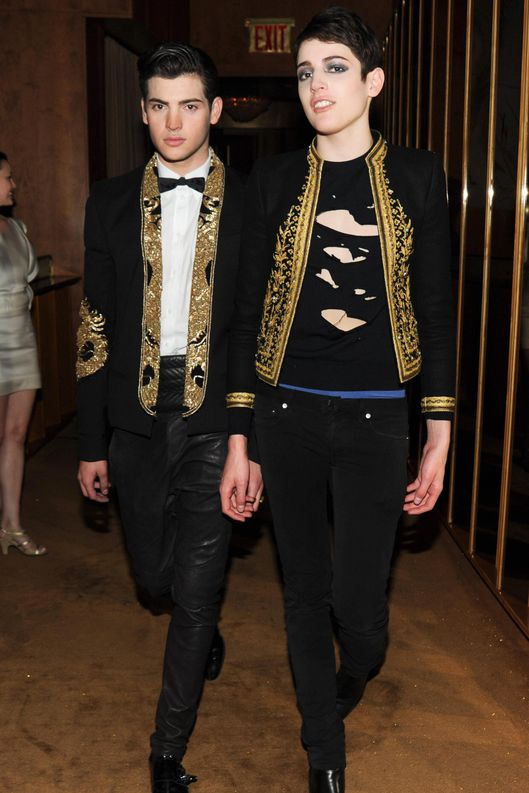 Peter Brant Jr., Harry Brant