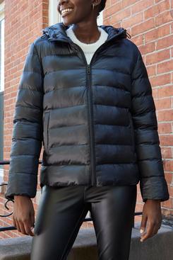 Target A New Day Women's Lightweight Puffer Jacket